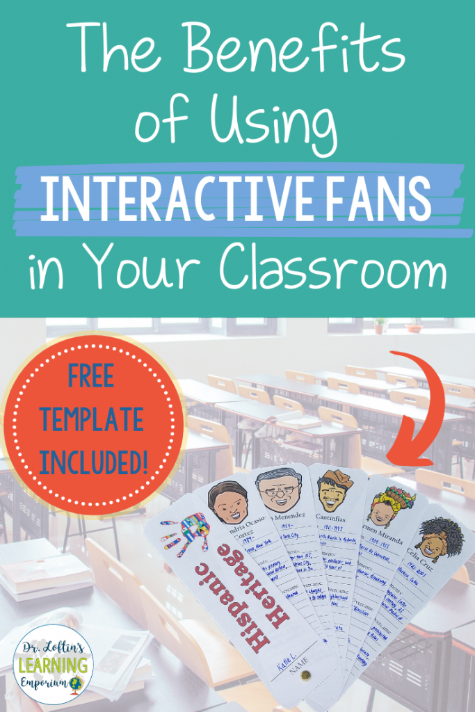 The Benefits of Using Interactive Fans in Your Classroom
